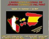 Se acerca el Primer Encuentro Nacional de Jóvenes Españoles del Perú